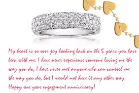 One Year Complete Engagement Status Hubby