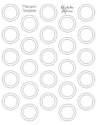 macaron template doc 585759 macaron template 9 printable macaron templates free on certificate template in spanish
