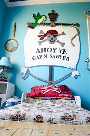 Pirate Bedroom Accessories Ahoy Ye Matey Paint Other And Boats