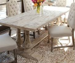 Small Picture Distressed White Dining Room Furniture Antique Dining Table