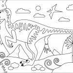 Nuova 20 Dinosauri Da Colorare On Line Gratis Aestelzer Photography