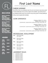 Free Teaching Resume Templates Mesmerizing Word Editable Resume Template Editable Resume Template Cre Elegant