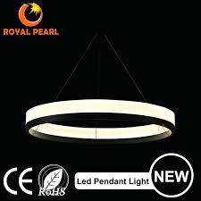 big pendant lights factory acrylic modern big round led pendant lighting fixtures decorative chandelier led