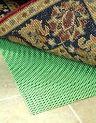 gorgeous durahold rug pad in super hold natural rubber corner throughout