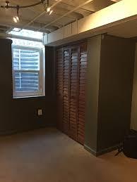 basement remodelling. Partial-basement-remodel-and-barn-door-(3) - Basement Remodelling