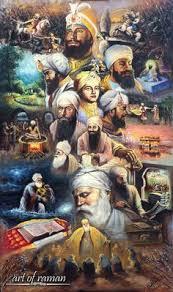 ਧ ਨ ਗ ਰ ਸ ਹ ਬ ਨ ਜ ten gurus of the sikhs period range from birth of nanak to the demise of the guru gobind