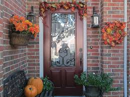 Outdoor Decorating For Fall Outdoor Fall Displays Outdoor Fall Decorating Ideas For Front