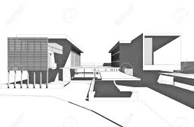 modern architectural drawings. Delighful Architectural White Concrete Flooring Modern Residential Design Architecture Detail  Advantages Of Cement Blocks Small House Designs And  Inside Modern Architectural Drawings C