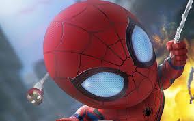 3d wallpaper of spiderman