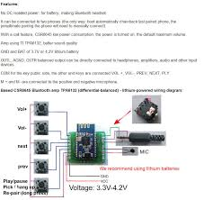 aliexpress com buy 5v bluetooth 4 0 power amplifier board 5w 5w aeproduct getsubject