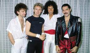 As a thank you to their uk fans, in 1976 queen staged an enormous free concert in london's hyde park. Queen S Brian May Incredible John Deacon Tribute On His Birthday Music Entertainment Express Co Uk