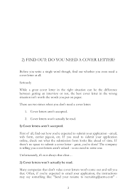 promise 1 13 2 find out do you need a cover letter do you need a cover letter