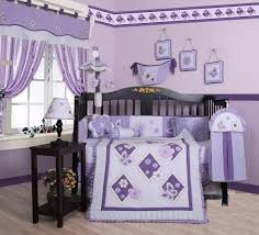 girl nursery ideas-baby girl nursery ideas purple