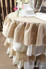 Burlap Decor 101 Best Rustic Wedding Decor Images On Pinterest