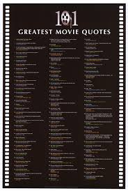 40 Greatest Movie Quotes Movie Posters From Movie Poster Shop Custom Short Movie Quotes