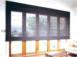 roller shades for sliding glass doors sliding door treatments patio door shades window coverings for sliding