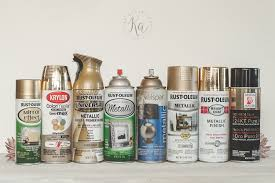 best gold spray paint 4
