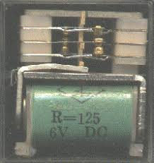 relays 101 relay showing coil and switch contacts