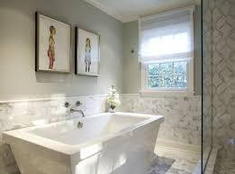 Marble Wainscoting