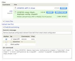 Auto-generate Git attribution info / commit messages on Drupal.org ...
