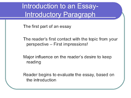 first impression essay introduction i can not my homework
