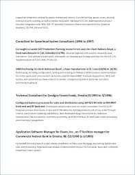 Resume Template Executive Awesome Resume Executive Summary Inspirational Executive Resume Template