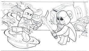 Ninjago Lego Colouring Pages Trustbanksurinamecom