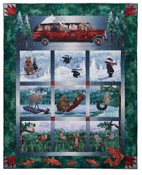 Northwoods Quilts | Log Cabin & Woodsy Quilt Patterns & Northwoods Quilts from Pine Needles Designs Adamdwight.com