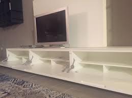 Soggiorno poliform sintesi laccato opaco porta tv moderno