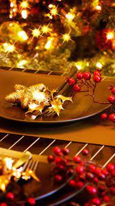 Christmas, lights, decorations, glasses ...