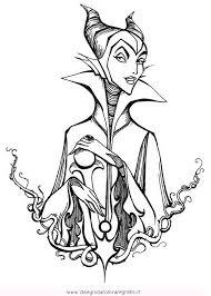 Disegno Maleficent10 Personaggio Cartone Animato Da Colorare
