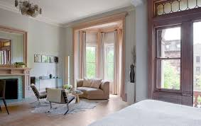 private and cozy bay window curtain rods