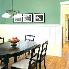 wainscoting dining room. Wainscoting Dining Room With Green Walls Designs . N