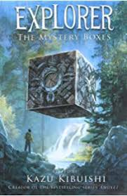 explorer the mystery bo explorer the mystery bo kazu kibuishi 4 4 out of 5 stars 71 paperback 8 76 amulet 8 book