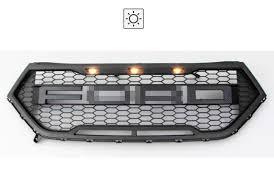 <b>Решетка радиатора LED Style</b> для Ford Kuga 2017 -   www.baba ...