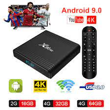 X96 Air Android 9.0 TV BOX 8K 4K Ultra HDR Youtube Netflix Amlogic S905X3  Daul band wifi 16GB 32GB 64GB Set Top TV Box - aliexpress.com - imall.com