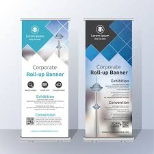 business rollup template design