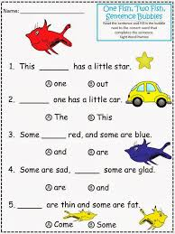 Ideas About Dr Seuss Worksheets For Kindergarten, - Easy Worksheet ...