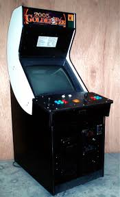 Golden Tee Cabinet Arcade Video Game Cabinet Sizes Weights And Uses Aceamusementsus