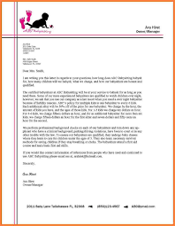 Formal Letter Format With Letterhead Awesome Collection Of Business