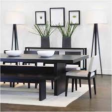 ... Dining Tables, Amazing Black Rectangle Modern Wooden Contemporary Dining  Table Sets Stained Ideas: Outstanding ...