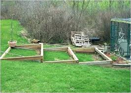 tiered flower bed post 3 tier raised flower bed
