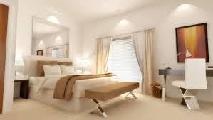 lighting ideas for bedroom using led puck light fixtures above contemporary desk lamps also end of above bed lighting