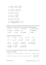 Wonderful ... 2. I.E.S. Pedro De Tolosa Matemáticas 4º De E.S.O. ...