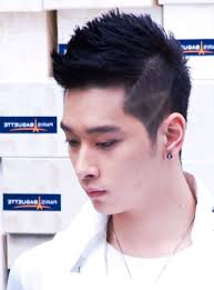 2015 Short Hairstyles For Men Short Sides And Long Top Hairstyle For Asian Men Hair Styles