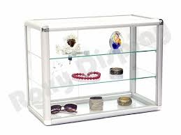 countertop jewelry display case
