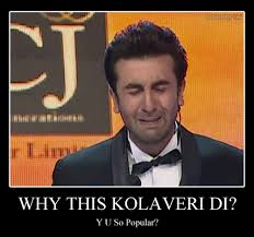 Filmfare 2012 Meme: Host Ranbir has a genuine... via Relatably.com
