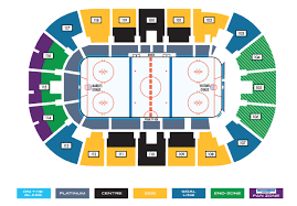 Seating Charts Coca Cola Coliseum
