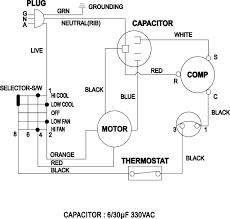 window ac capacitor wiring diagram wiring library window unit capacitor wiring diagram range hood light wiring diagram