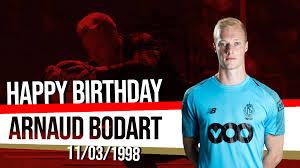 Joyeux anniversaire   Gelukkige verjaardag   Happy birthday @bodartarnaud  (21) #RSCL